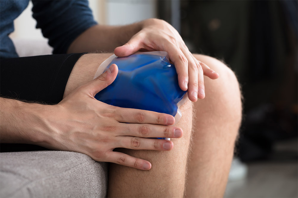 To Ice Or Not To Ice? – How to recover quickly from injury